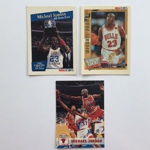 Other - Michael Jordan NBA Hoops lot of 3 cards